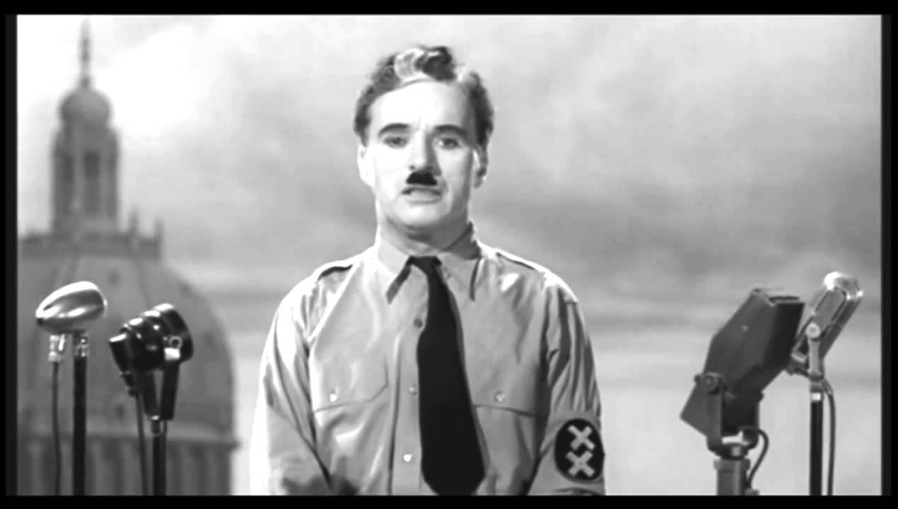 Charlie Chaplin The Great Dictator