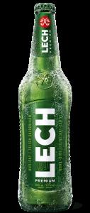 Butelka piwa Lech