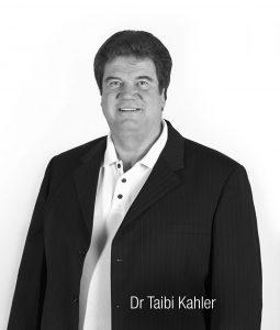 dr Taibi Kahler